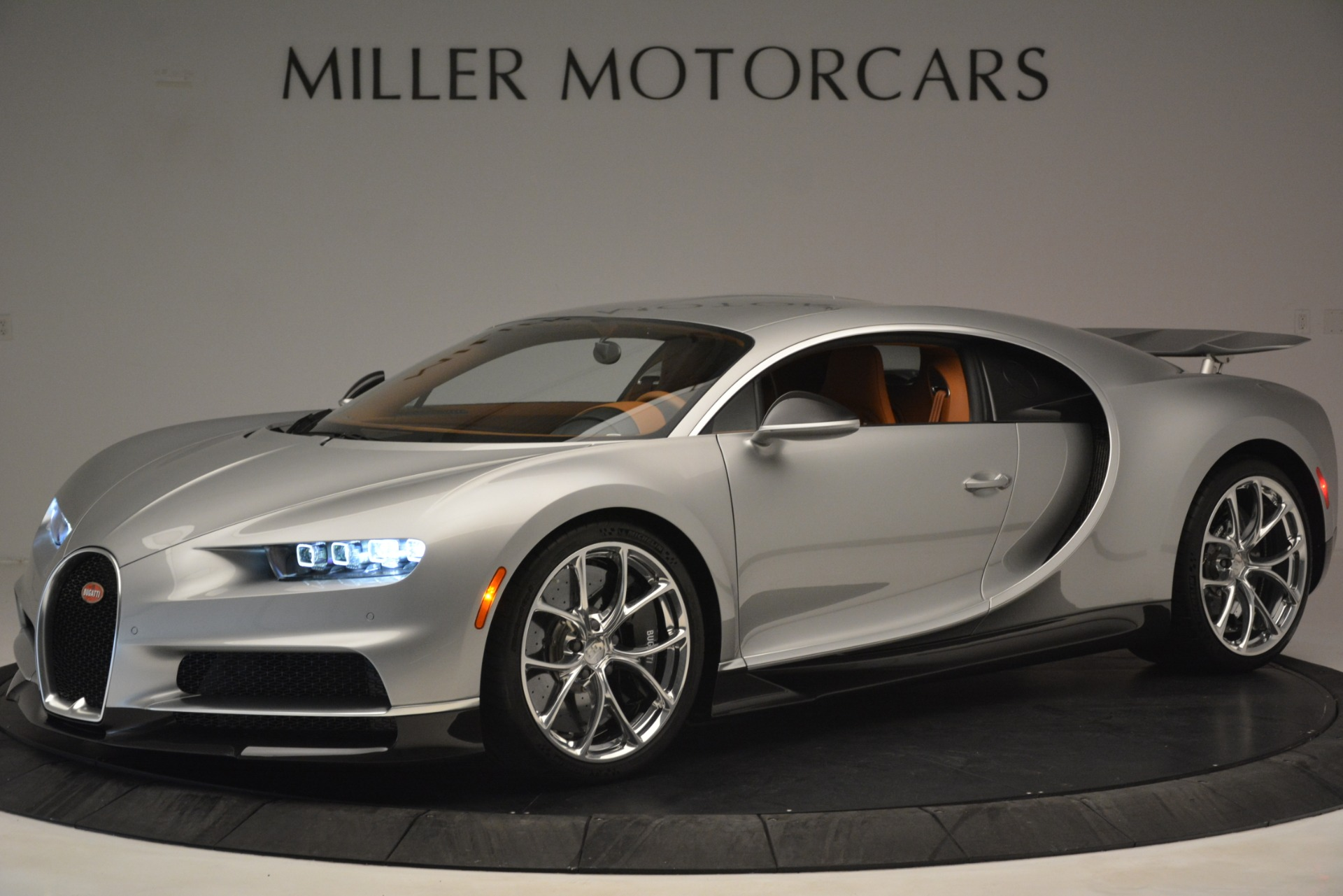 Used 2019 Bugatti Chiron for sale Sold at Bentley Greenwich in Greenwich CT 06830 1