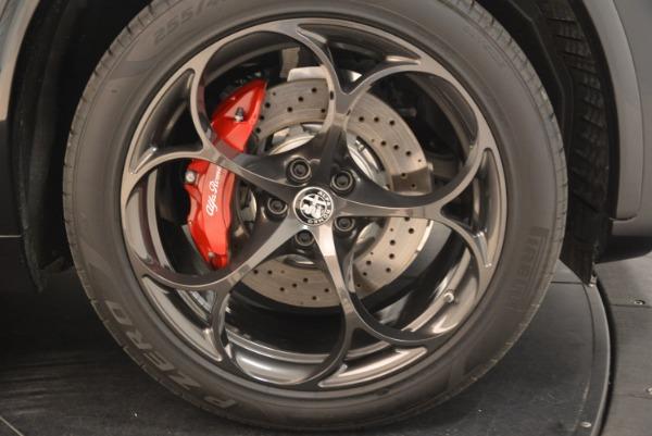 New 2019 Alfa Romeo Stelvio Quadrifoglio for sale $86,440 at Bentley Greenwich in Greenwich CT 06830 25