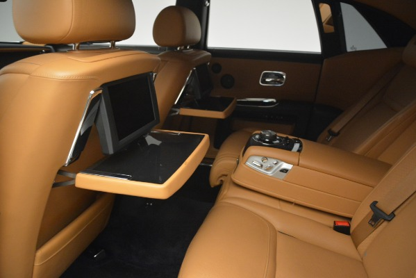 Used 2016 Rolls-Royce Ghost for sale Sold at Bentley Greenwich in Greenwich CT 06830 22