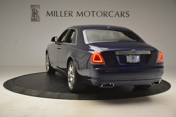 Used 2016 Rolls-Royce Ghost for sale Sold at Bentley Greenwich in Greenwich CT 06830 6