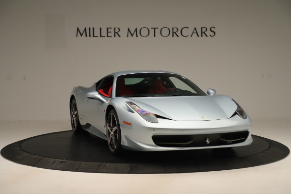 Used 2015 Ferrari 458 Italia for sale $215,900 at Bentley Greenwich in Greenwich CT 06830 11