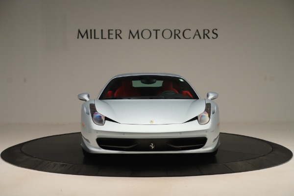 Used 2015 Ferrari 458 Italia for sale $215,900 at Bentley Greenwich in Greenwich CT 06830 12