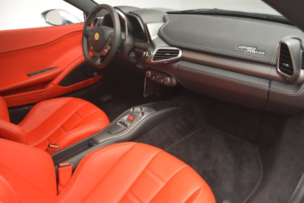 Used 2015 Ferrari 458 Italia for sale Call for price at Bentley Greenwich in Greenwich CT 06830 17