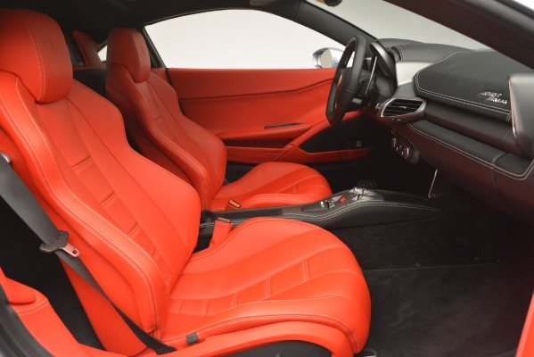 Used 2015 Ferrari 458 Italia for sale Call for price at Bentley Greenwich in Greenwich CT 06830 18