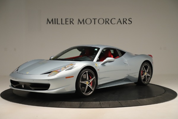 Used 2015 Ferrari 458 Italia for sale $215,900 at Bentley Greenwich in Greenwich CT 06830 2
