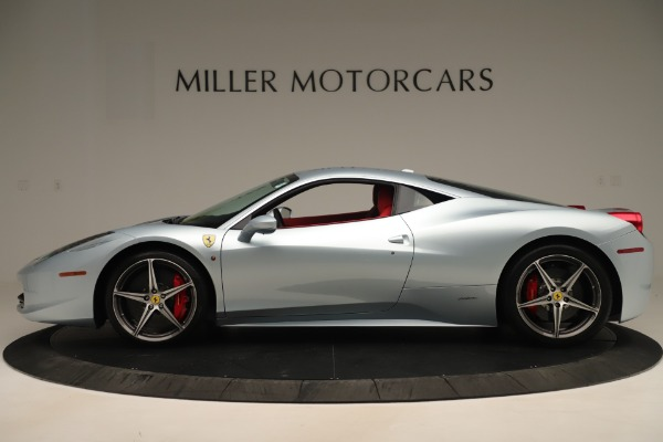 Used 2015 Ferrari 458 Italia for sale $215,900 at Bentley Greenwich in Greenwich CT 06830 3