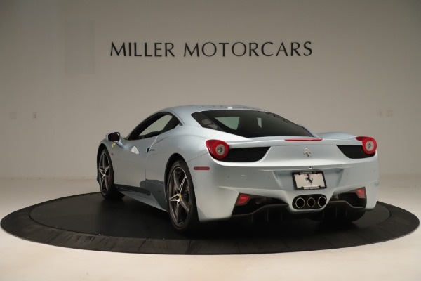 Used 2015 Ferrari 458 Italia for sale $215,900 at Bentley Greenwich in Greenwich CT 06830 5