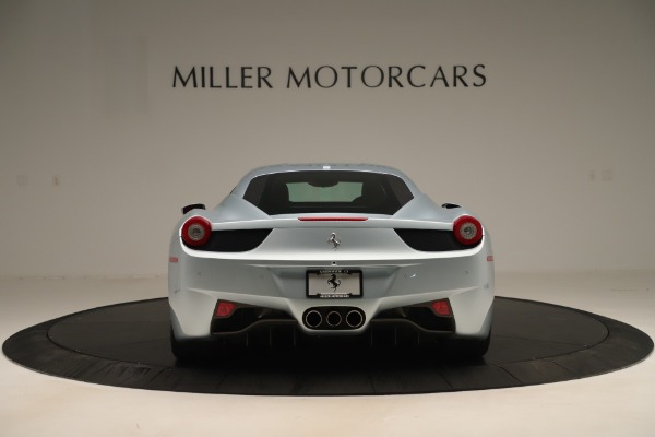 Used 2015 Ferrari 458 Italia for sale $215,900 at Bentley Greenwich in Greenwich CT 06830 6