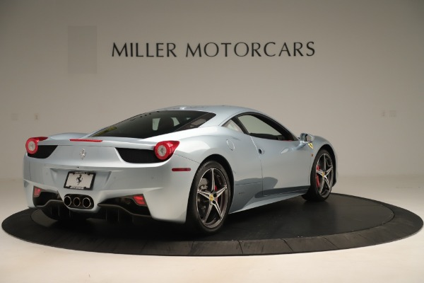 Used 2015 Ferrari 458 Italia for sale $215,900 at Bentley Greenwich in Greenwich CT 06830 7