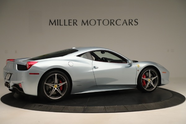 Used 2015 Ferrari 458 Italia for sale $215,900 at Bentley Greenwich in Greenwich CT 06830 8