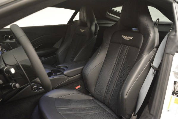 New 2019 Aston Martin Vantage V8 for sale Sold at Bentley Greenwich in Greenwich CT 06830 16