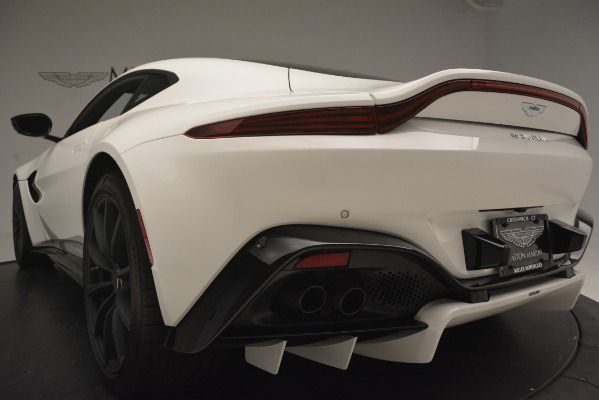 New 2019 Aston Martin Vantage V8 for sale Sold at Bentley Greenwich in Greenwich CT 06830 21