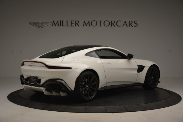 New 2019 Aston Martin Vantage V8 for sale Sold at Bentley Greenwich in Greenwich CT 06830 8