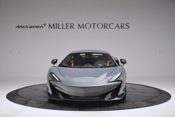 New 2019 McLaren 600LT Coupe for sale Sold at Bentley Greenwich in Greenwich CT 06830 12