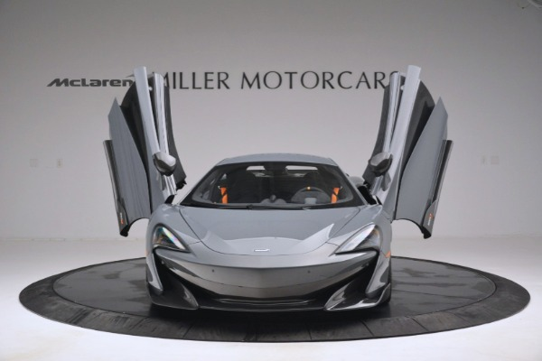 New 2019 McLaren 600LT Coupe for sale Sold at Bentley Greenwich in Greenwich CT 06830 13