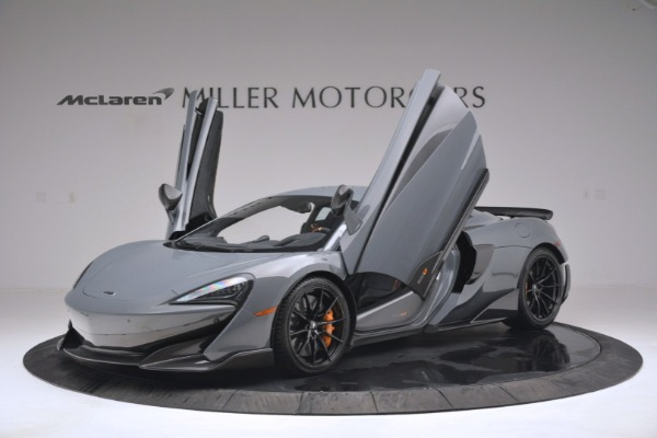 New 2019 McLaren 600LT Coupe for sale Sold at Bentley Greenwich in Greenwich CT 06830 14