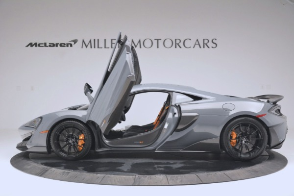 New 2019 McLaren 600LT Coupe for sale Sold at Bentley Greenwich in Greenwich CT 06830 15