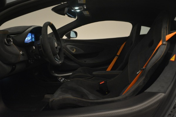 New 2019 McLaren 600LT Coupe for sale Sold at Bentley Greenwich in Greenwich CT 06830 18