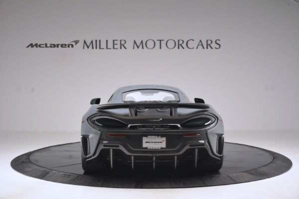 New 2019 McLaren 600LT Coupe for sale Sold at Bentley Greenwich in Greenwich CT 06830 6