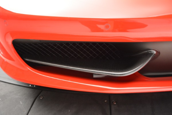Used 2013 Ferrari 458 Spider for sale Sold at Bentley Greenwich in Greenwich CT 06830 28