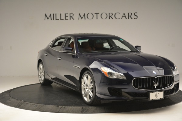 Used 2015 Maserati Quattroporte S Q4 for sale Sold at Bentley Greenwich in Greenwich CT 06830 11
