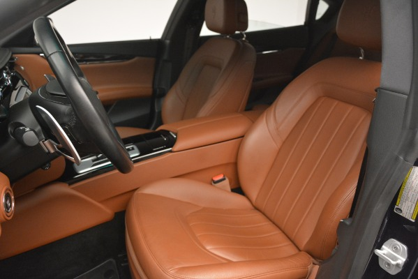 Used 2015 Maserati Quattroporte S Q4 for sale Sold at Bentley Greenwich in Greenwich CT 06830 15