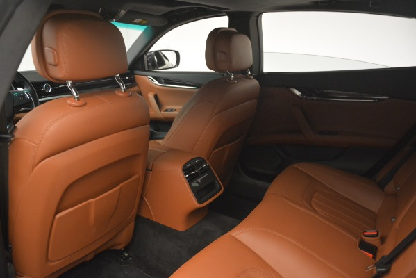 Used 2015 Maserati Quattroporte S Q4 for sale Sold at Bentley Greenwich in Greenwich CT 06830 19