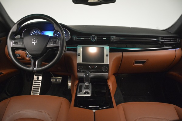 Used 2015 Maserati Quattroporte S Q4 for sale Sold at Bentley Greenwich in Greenwich CT 06830 21