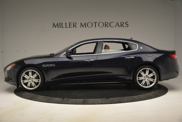Used 2015 Maserati Quattroporte S Q4 for sale Sold at Bentley Greenwich in Greenwich CT 06830 3