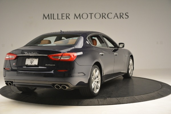 Used 2015 Maserati Quattroporte S Q4 for sale Sold at Bentley Greenwich in Greenwich CT 06830 7
