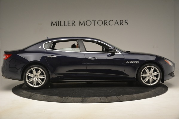 Used 2015 Maserati Quattroporte S Q4 for sale Sold at Bentley Greenwich in Greenwich CT 06830 9