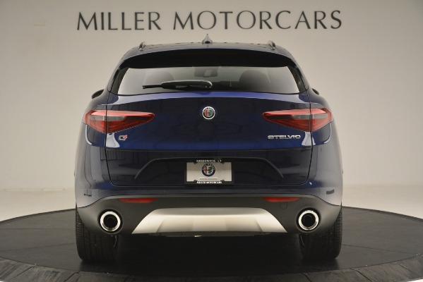 New 2019 Alfa Romeo Stelvio Sport Q4 for sale Sold at Bentley Greenwich in Greenwich CT 06830 6