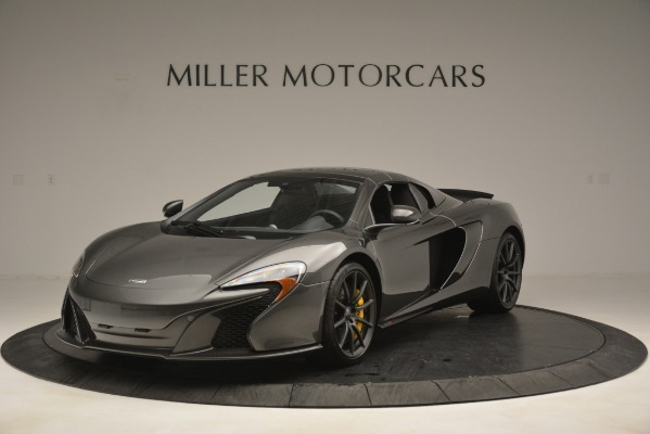 Used 2016 McLaren 650S Spider Convertible for sale Sold at Bentley Greenwich in Greenwich CT 06830 15