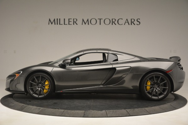 Used 2016 McLaren 650S Spider Convertible for sale Sold at Bentley Greenwich in Greenwich CT 06830 16