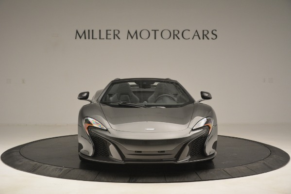 Used 2016 McLaren 650S Spider Convertible for sale Sold at Bentley Greenwich in Greenwich CT 06830 21