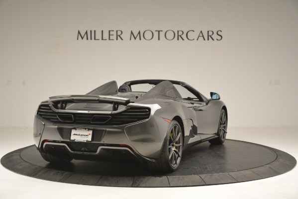 Used 2016 McLaren 650S Spider Convertible for sale Sold at Bentley Greenwich in Greenwich CT 06830 7