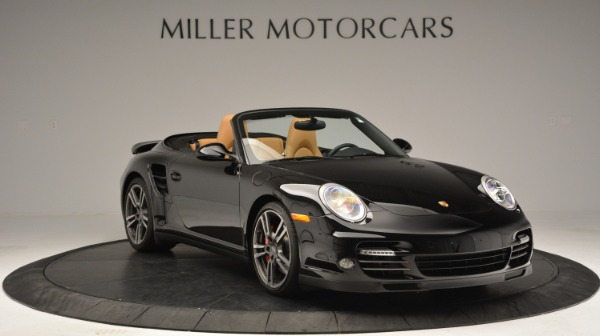 Used 2012 Porsche 911 Turbo for sale Sold at Bentley Greenwich in Greenwich CT 06830 11