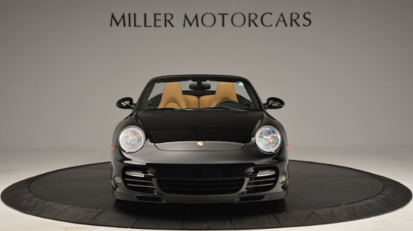 Used 2012 Porsche 911 Turbo for sale Sold at Bentley Greenwich in Greenwich CT 06830 12