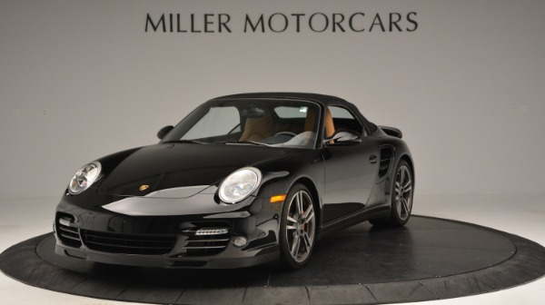 Used 2012 Porsche 911 Turbo for sale Sold at Bentley Greenwich in Greenwich CT 06830 13