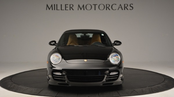 Used 2012 Porsche 911 Turbo for sale Sold at Bentley Greenwich in Greenwich CT 06830 19