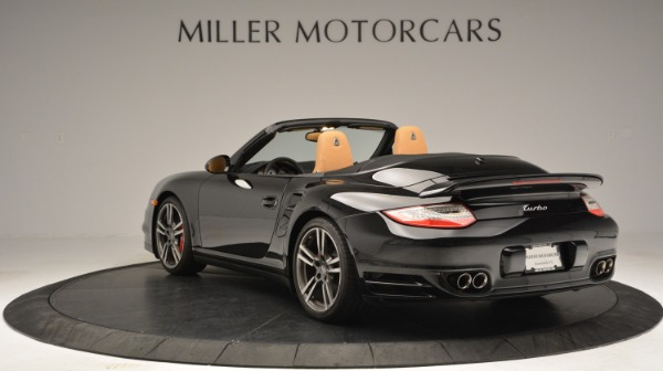 Used 2012 Porsche 911 Turbo for sale Sold at Bentley Greenwich in Greenwich CT 06830 5