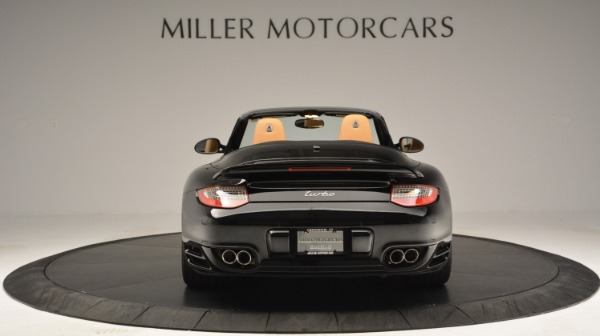 Used 2012 Porsche 911 Turbo for sale Sold at Bentley Greenwich in Greenwich CT 06830 6
