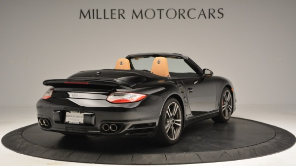 Used 2012 Porsche 911 Turbo for sale Sold at Bentley Greenwich in Greenwich CT 06830 7