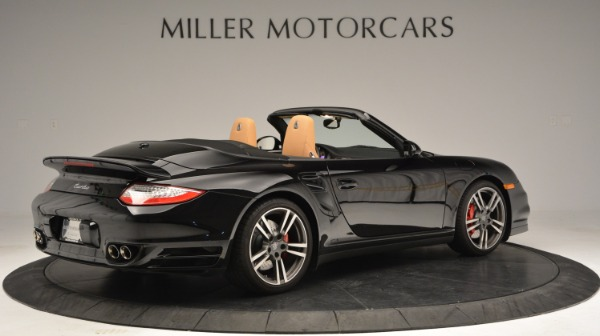 Used 2012 Porsche 911 Turbo for sale Sold at Bentley Greenwich in Greenwich CT 06830 8
