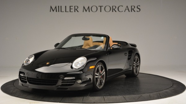 Used 2012 Porsche 911 Turbo for sale Sold at Bentley Greenwich in Greenwich CT 06830 1