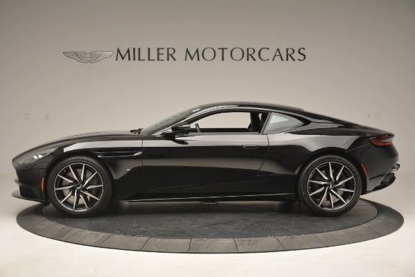 Used 2017 Aston Martin DB11 V12 Coupe for sale Sold at Bentley Greenwich in Greenwich CT 06830 3