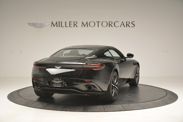 Used 2017 Aston Martin DB11 V12 Coupe for sale Sold at Bentley Greenwich in Greenwich CT 06830 7