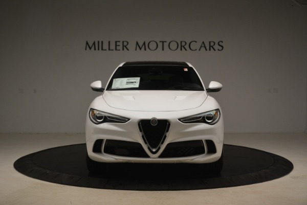 New 2019 Alfa Romeo Stelvio Quadrifoglio for sale Sold at Bentley Greenwich in Greenwich CT 06830 13