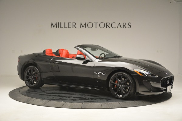 Used 2014 Maserati GranTurismo Sport for sale Sold at Bentley Greenwich in Greenwich CT 06830 11