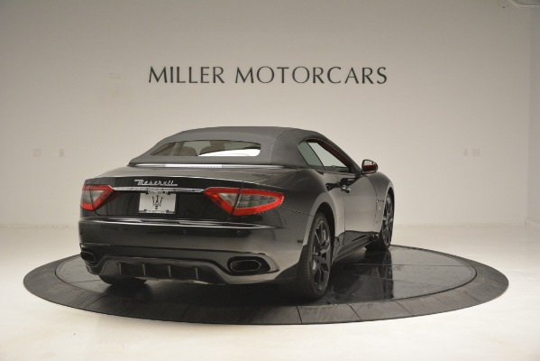 Used 2014 Maserati GranTurismo Sport for sale Sold at Bentley Greenwich in Greenwich CT 06830 16
